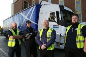 Eight new jobs at logistics firm after extending its Palletline network to cover North West Wales