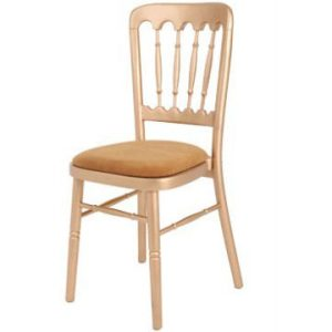Gold Cheltenham Banquet Chair
