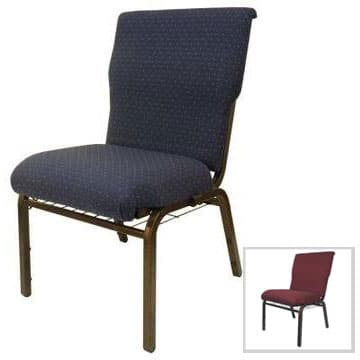 Church Stacking Chair (with options)