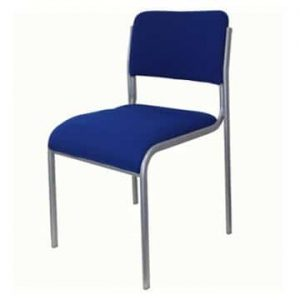 Royal Blue Conference Chair