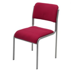 Red Conference Stacking Chair