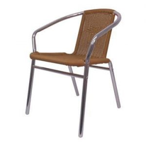 Natural Cafe Chair Rattan