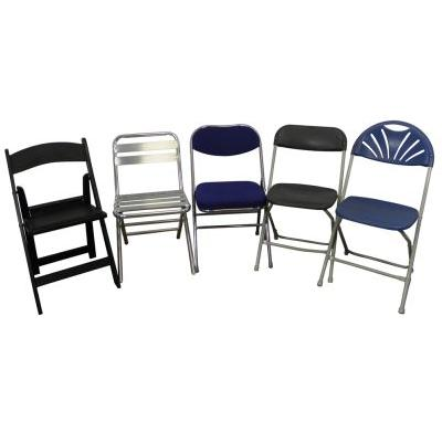 Folding Chair Selection